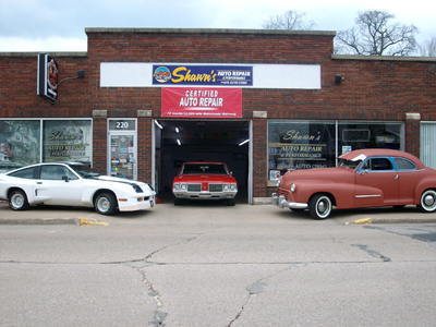 Shawn's Auto Repair and Performance